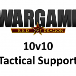 Wargame Red Dragon – 10v10 Tactical Support