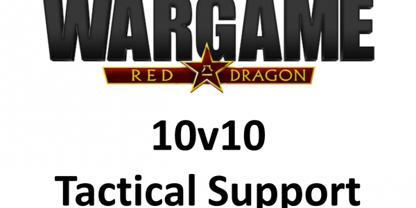 10v10 tactical support