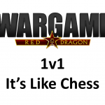 Wargame Red Dragon 1v1 – It's Like Chess