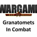 Wargame Red Dragon – Granatomets in combat