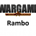 Wargame Red Dragon – Rambo