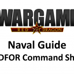 Wargame Red Dragon – Naval Guide – Redfor Command Ships