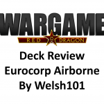 Wargame Red Dragon – Eurocorp Airborne Deck by Welsh101