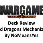 Wargame Red Dragon – Red Dragons Mechanized by NoMeansYes