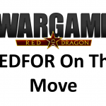 Wargame Red Dragon – REDFOR On The Move
